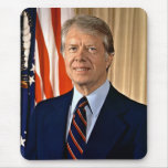Jimmy Carter Mouse Pad