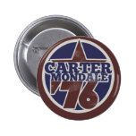 Jimmy Carter Pinback Buttons
