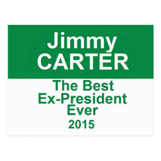 JIMMY CARTER POSTCARD
