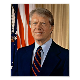 Jimmy Carter Poster