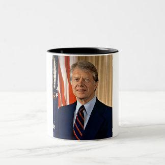 Jimmy Carter Taza Dos Tonos