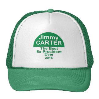 JIMMY CARTER TRUCKER HAT
