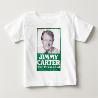 Jimmy Carter Vintage Baby T-Shirt