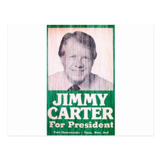 Jimmy Carter Vintage Post Cards