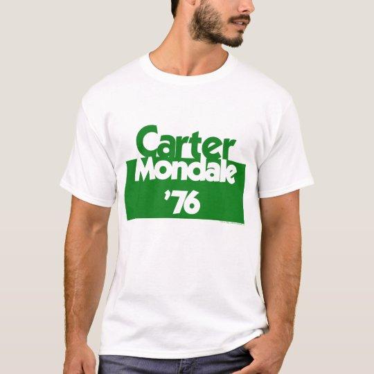 Jimmy Carter-Walter Mondale T-Shirt