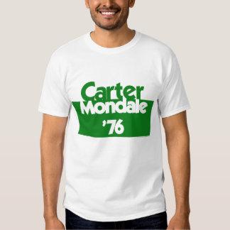 Jimmy Carter-Walter Mondale Tshirt
