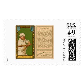Jimmy Collins Providence Baseball 1911 Postage