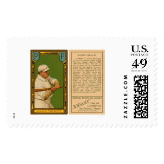 Jimmy Collins Providence Baseball 1911 Postage Stamps