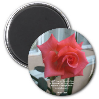 Jimmy Dean Quotes - Standard Round Magnet
