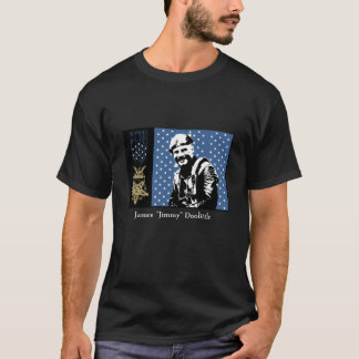 Jimmy Doolittle and the Medal of Honor T-Shirt
