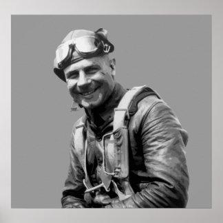 Jimmy Doolittle -- World War Two Hero Print