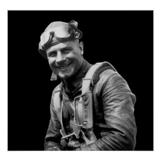 Jimmy Doolittle -- World War Two Hero Posters