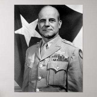 Jimmy Doolittle -- World War Two Poster