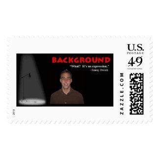 Jimmy Dweck Stamp