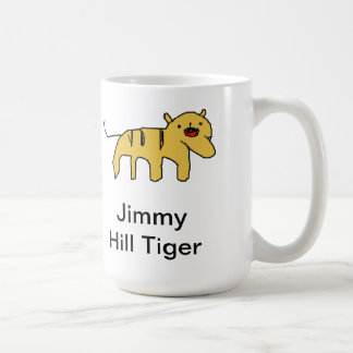 Jimmy Hill Tiger Coffee Mug