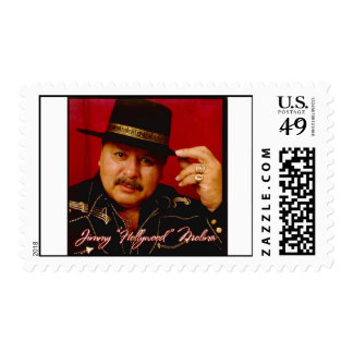 Jimmy Hollywood Molina Postage Stamps