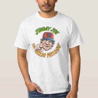 Jimmy Joe For NAZCAR President Shirt