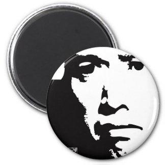 Jimmy Killer 2 Inch Round Magnet