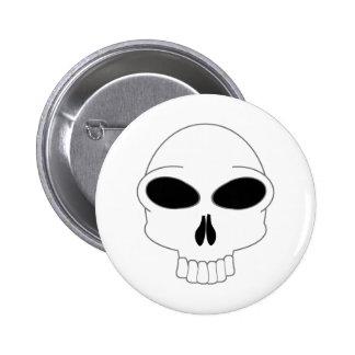 Jimmy Longjaw Pinback Button