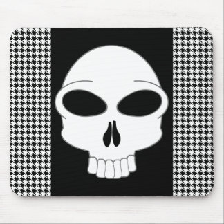 Jimmy Longjaw (houndstooth) Mouse Pad