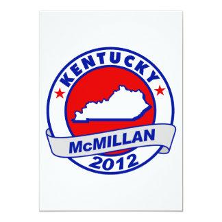 Jimmy McMillan Kentucky Card