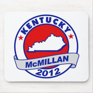 Jimmy McMillan Kentucky Mouse Pad
