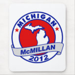 Jimmy McMillan Michigan Alfombrillas De Ratón
