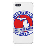 Jimmy McMillan Michigan iPhone 5 Protectores