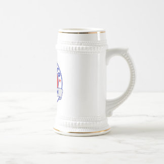 Jimmy McMillan New Mexico 18 Oz Beer Stein