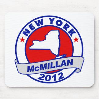 Jimmy McMillan New York Mouse Pad