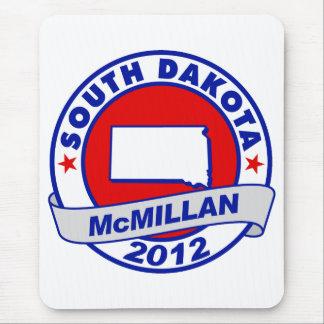 Jimmy McMillan South Dakota Mouse Pad