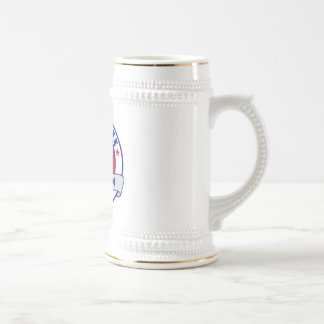 Jimmy McMillan Tennessee 18 Oz Beer Stein
