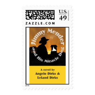 Jimmy Mender Postage Stamp