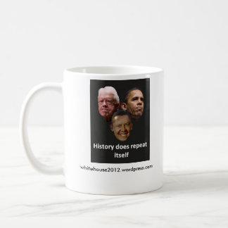 Jimmy Obama/Barack Carretero Taza De Café