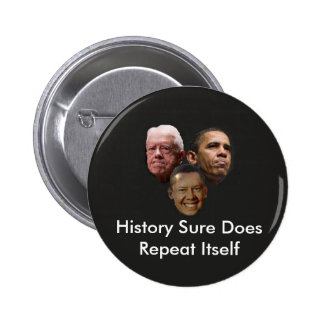 Jimmy Obama Pinback Buttons
