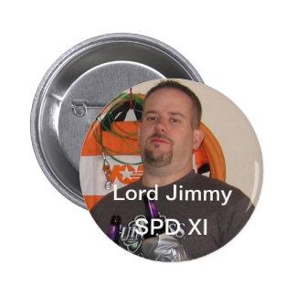 Jimmy Pinback Button