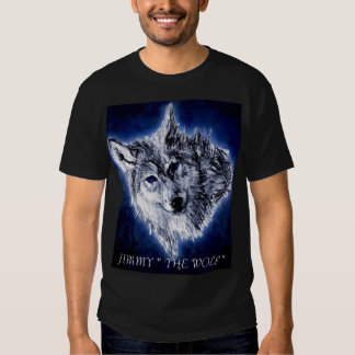 """JIMMY """" THE WOLF """" T-Shirt"""