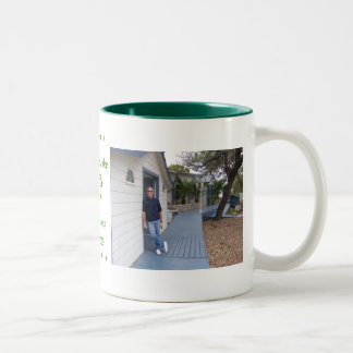 Jimmy Two-Tone Coffee Mug