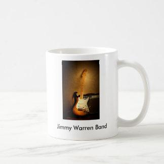 Jimmy Warren cover Photo, Jimmy Warren Band Coffee Mug