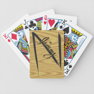 Jimmy Z playing Cards