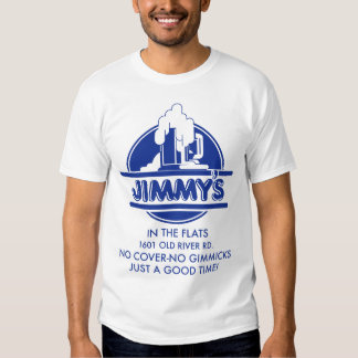 Jimmy's in the Flats T Shirt