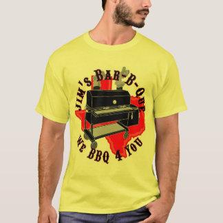 Jims bar t shirts shirt designs zazzle for Restaurant t shirt ideas