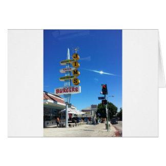 jim's burgers east los angeles photo by sludge card