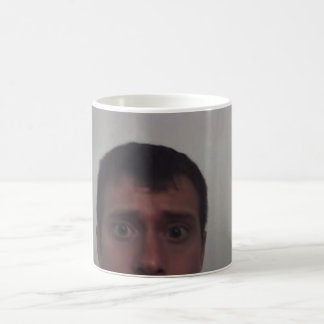 Jim's Head of Surprise Coffee Mug