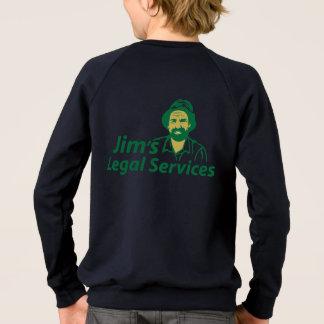 Jim's Legal Services Sweatshirt