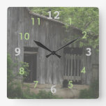 Jim's Old Barn Clock- personalize