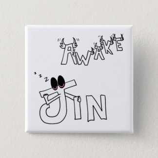 Jin Awake Button