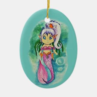Jin Ceramic Ornament