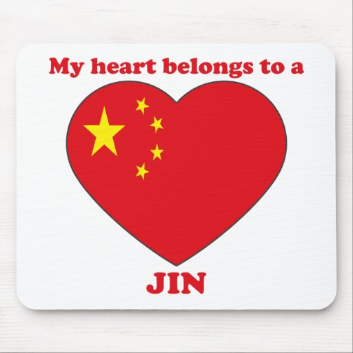 Jin Mouse Pads