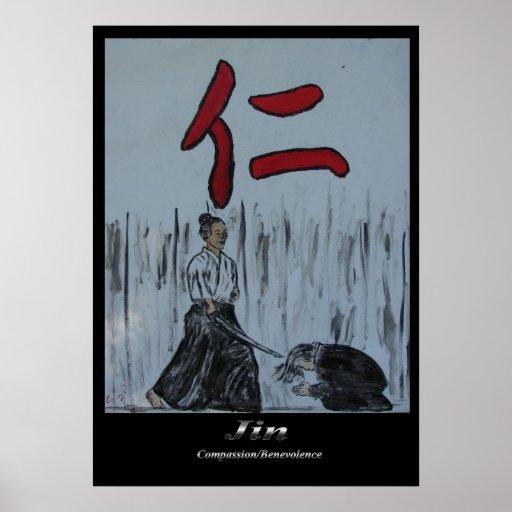 """""""Jin"""" Poster"""